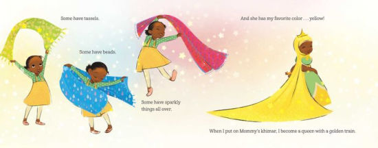 """Mommy's Khimar"""