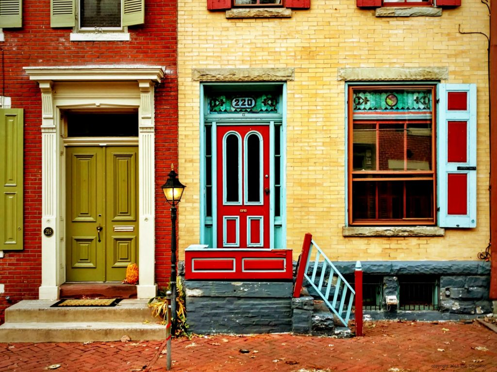 """Red Door"" by Eric Schaeffer"